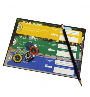 Pack - Roller Ecole