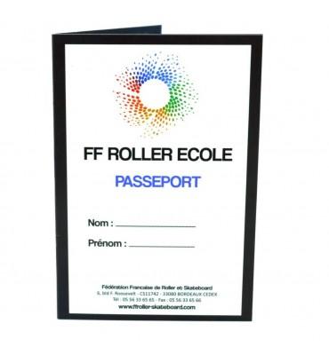 Passeport - Roues Roller Ecole (Lot de 10)