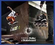 Roller & Skateboard